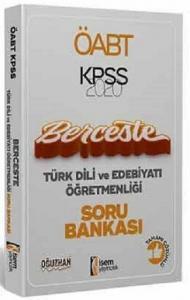 İsem Yayıncılık 2020 ÖABT Berceste Türk Dili ve Edebiyatı Öğretmenliği Soru Bankası Çözümlü
