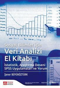 Sosyal Bilimler için Veri Analizi El Kitabı Şener Büyüköztürk