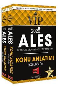 Yargı Yayınları 2020 ALES VIP Sayısal Sözel Bölüm Konu Anlatımı 2 Cilt