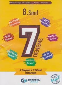 8. Sınıf 7 li Deneme