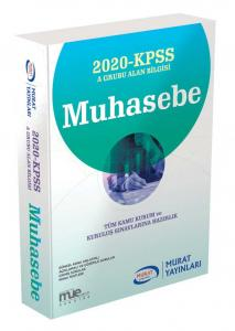 Murat Yayınları 2020 KPSS A Grubu Muhasebe