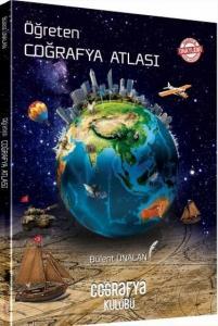 Coğrafya Kulübü Öğreten Coğrafya Atlası (Harita Genel Müdürlüğü Onaylı)