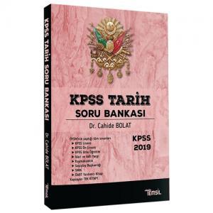 Temsil KPSS Tarih Soru Bankası