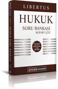 Pegem Yayınları 2019 KPSS A Grubu Libertus Hukuk Çek Kopart Soru Bankası
