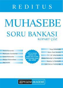 Pegem Yayınları 2019 KPSS A Grubu Reditus Muhasebe Kopart Çöz Soru Bankası