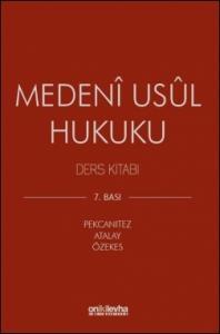 Medeni Usul Hukuku Ders Kitabı On İki Levha Yayıncılık