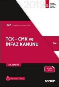 TCK - CMK ve İnfaz Kanunu (Cep Boy - Seçkin)