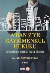A'dan Z'ye Gayrimenkul Hukuku