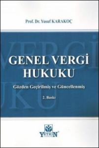 Genel Vergi Hukuku - Ders Kitabı