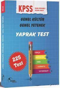 Doktrin KPSS Genel Yetenek Genel Kültür Yaprak Test 2019
