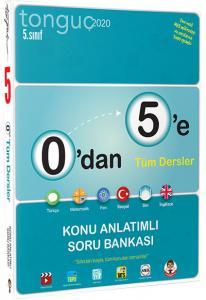 Tonguç Akademi 5. Sınıf 0 dan 5 e Konu Anlatımlı Soru Bankası