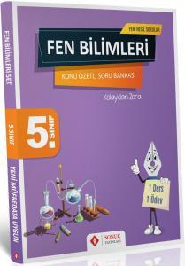 Sonuç Yayınları 5. Sınıf Fen Bilimleri Konu Özetli Soru Bankası