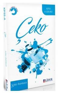 Lider Yayınları 2020 KPSS A Grubu Çeko Çalışma Ekonomisi Soru Bankası