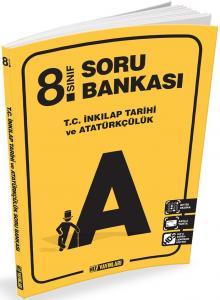 Hız 8. Sınıf T. C. İnkılap Tarihi ve Atatürkçülük Soru Bankası