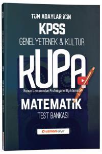 Uzman Kariyer Yayınları 2020 KPSS Matematik Kupa Konu Konu Test Bankası