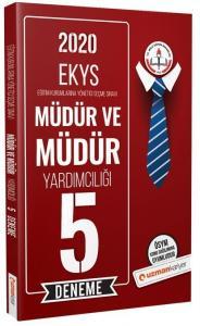 Uzman Kariyer Yayınları 2020 MEB EKYS Müdür ve Yardımcılığı 5 Deneme