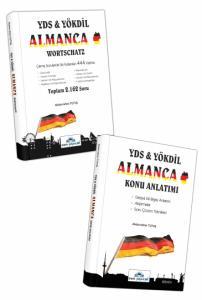 İrem YDS-YÖKDİL Almanca Konu Anlatımlı - YDS-YÖKDİL Almanca Wortschatz