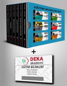 Deka Akademi KPSS Eğitim Bilimleri Etkin Videolu Ders Notları