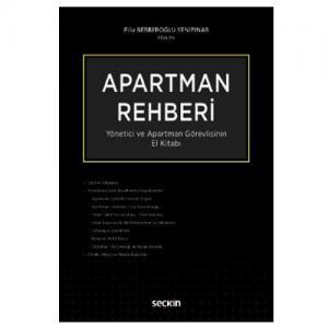 Apartman Rehberi Yönetici ve Apartman Görevlisinin El Kitabı
