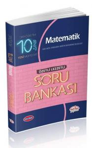 Editör Yayınları 10. Sınıf VIP Matematik Özetli Lezzetli Soru Bankası