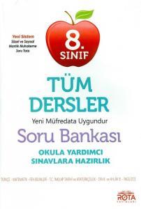 RTY Rota 8. Sınıf Tüm Dersler Soru Bankası