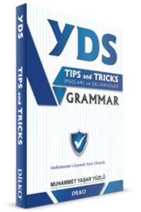 Dilko Yayınları YDS Tips and Tricks Grammar