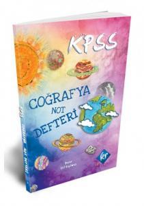 KR Akademi 2020 KPSS Coğrafya Not Defteri
