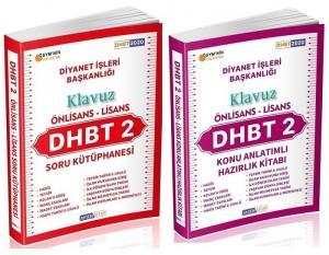 Ahsen Kitap 2020 DHBT-2 KLAVUZ Ön Lisans-Lisans Konu Anlatımlı + Soru Bankası 2 li Set