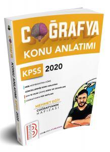 Benim Hocam Yayınları 2020 KPSS Coğrafyanın Hafızası Konu Anlatımı