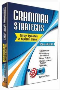 Grammar Strategies Türkçe Açıklamalı Kapsamlı Gramer Konu Anlatımı