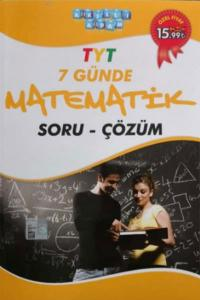 Akıllı Adam AYT 7 Günde Matematik Soru Çözüm