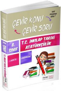 İnovasyon 8. Sınıf T.C. İnkılap Tarihi ve Atatürkçülük Çevir Konu Çevir Soru