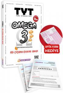Omega TYT  3 Deneme Pdf Çözümlü Deneme Sınavı Deneme Zamanı