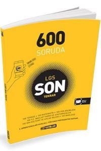 Hız 600 Soruda LGS Son Tekrar
