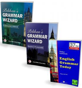 İngilizce Başlangıç Seviyesi 3'lü Set