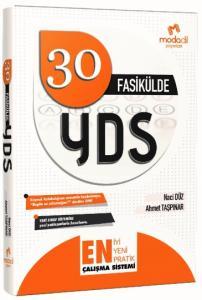 Modadil 30 Fasikülde YDS