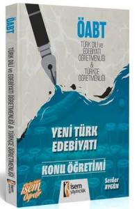 İsem KPSS ÖABT Yeni Türk Edebiyatı Konu Öğretimi 2019