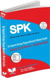 Roper SPK SPF Lisanslama 1001 Dar Kapsamlı Sermaye Piyasası Mevzuatı ve Meslek Kuralları Düzey-1 Konut Gayrimenkul