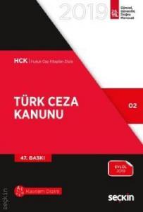 Türk Ceza Kanunu (Cep Boy - Seçkin)