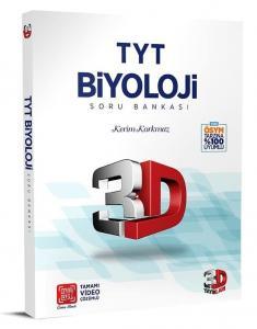 3D Yayınları TYT Biyoloji 3D Soru Bankası