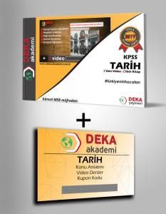 Deka Akademi KPSS Tarih Etkin Videolu Ders Notları