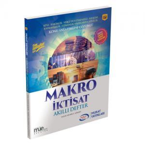 Murat Eğitim A Grubu Makro İktisat Akıllı Defter
