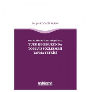 On İki Levha Türk İş Hukukunda Toplu İş Sözleşmesi Yapma Yetkisi