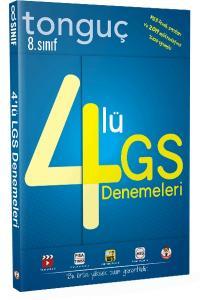 Tonguç Akademi 4'lü LGS Denemeleri