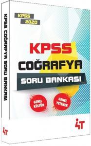 4T Yayınları 2020 KPSS Coğrafya Soru Bankası