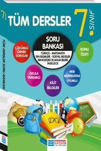 Evrensel 7. Sınıf Tüm Dersler Konu Özetli Soru Bankası