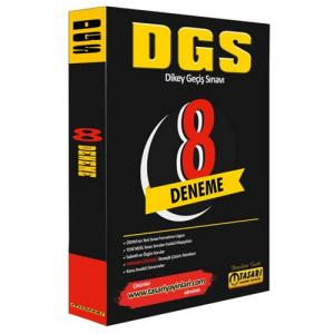 Tasarı DGS Konu Analizli Tamamı Çözümlü 8 Deneme