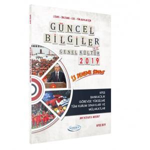 Monopol KPSS Güncel Bilgiler ve Genel Kültür 13 Deneme
