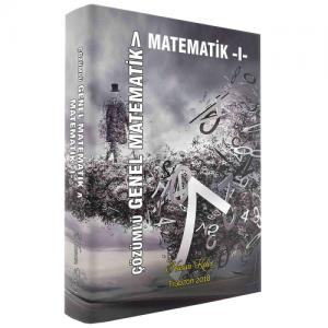 Çözümlü Genel Matematik 1