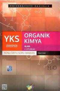 FDD YKS 2. Oturum Alan Organik Kimya Konu Özetli Soru Bankası